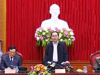 Chủ tịch nước: 'Không để kẻ phạm tội ảo tưởng nước ngoài là nơi ẩn náu an toàn'
