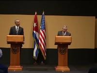 Tổng thống Mỹ: Cấm vận Cuba sẽ kết thúc