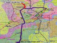 TP.HCM đề xuất nối tuyến metro vào sân bay Tân Sơn Nhất
