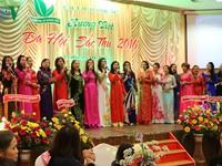 Dạ hội Sắc Thu tôn vinh phụ nữ Việt Nam tại Cộng hòa Czech