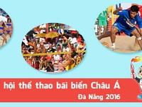 Toàn cảnh đại hội thể thao bãi biển châu Á 2016 - ABG5