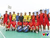 Giành 2 HCV đồng đội, ĐT đá cầu Việt Nam thống trị tuyệt đối tại ABG 5