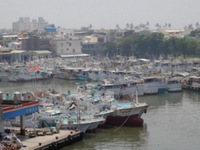 Đài Loan (Trung Quốc) sơ tán 1800 du khách vì siêu bão Meranti