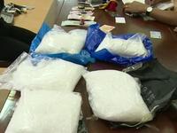 Bắt giữ 4kg ma túy đá tại Hà Nội