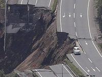 Động đất 6,4 độ richter ở Nhật Bản
