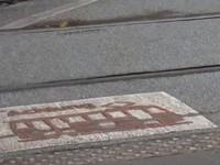 Lắp đặt đèn báo giao thông dưới mặt đường