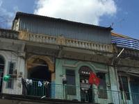 TP.HCM: Di dời khẩn cấp cư dân tại chung cư cổ khu Chợ Lớn