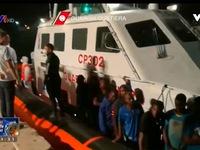 Giải cứu gần 1.000 người di cư trên Địa Trung Hải chỉ trong 1 ngày