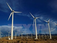 'Phát triển năng lượng điện tái tạo là hướng đi đúng'