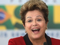 Thượng viện Brazil đình chỉ chức Tổng thống của bà Dilma Rousseff