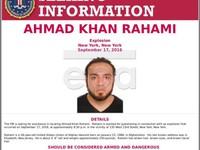 Bắt giữ nghi phạm vụ nổ tại New York, Mỹ