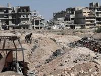 Syria: Vụ không kích của liên quân là 'cố ý'