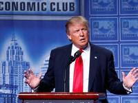 """Tài sản của ông Donald Trump """"bốc hơi"""" 800 triệu USD trong một năm"""