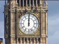 Lần đầu tiên đồng hồ Big Ben ngưng hoạt động để bảo dưỡng