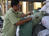 Phát hiện pháo trong lô hàng lậu hơn 70 tấn tại Đồng Nai