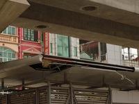 Nhà chờ xe bus '5 sao' xuống cấp trước khi đưa vào sử dụng