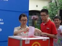 Bầu cử ĐBQH, HĐND các cấp an toàn, thành công tốt đẹp