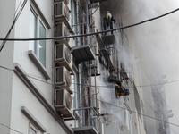 Sức khỏe của 2 chiến sĩ bị thương trong vụ cháy quán karaoke đã ổn định