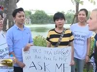 Giới trẻ Hà Nội góp sức quảng bá du lịch