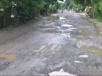 Tuyến đường ven biển Phú Yên xuống cấp nghiêm trọng