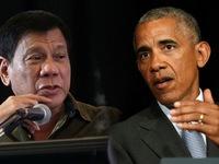 Tổng thống Mỹ hủy cuộc gặp với Tổng thống Philippines