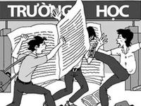 Sự vô cảm 'tiếp tay' cho bạo lực học đường