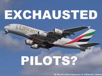 RT: Nhiều phi công hãng Emirate Airline tố bị làm việc quá sức