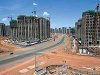 Bong bóng bất động sản Trung Quốc có nguy cơ vỡ tung