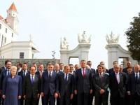 EU lần đầu tiên nhóm họp thiếu vắng nước Anh