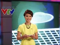'Nữ hoàng banh nỉ' Thùy Dung: Với truyền hình, tôi chọn đi đường dài