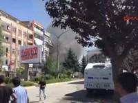 Đánh bom xe tại Thổ Nhĩ Kỳ, ít nhất 27 người thiệt mạng