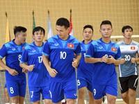Futsal Việt Nam tăng 3 bậc trên BXH FIFA