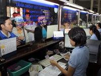 Cuối tháng 9 bắt đầu bán trực tuyến vé tàu  tết Đinh Dậu 2017
