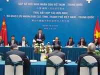 3 đề xuất tăng cường hợp tác giữa Trung Quốc và Việt Nam