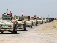 Quân đội Iraq tiến công, IS bị bao vây và co cụm tại Mosul