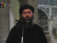 Mỹ nâng thưởng lên 25 triệu USD để truy lùng thủ lĩnh IS