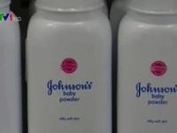 Johnson & Johnson nhận án phạt nặng vì phấn rôm gây ung thư