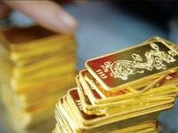 Giá vàng trong nước tăng mạnh phiên đầu năm