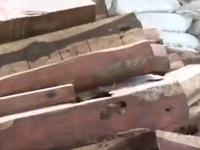 Thu giữ số lượng gỗ quý xuất lậu qua Lạng Sơn