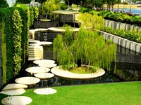Bí quyết trở thành 'thành phố trong vườn' của Singapore