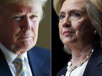 Hillary Clinton dẫn trước Donald Trump trước thềm cuộc tranh luận đầu tiên