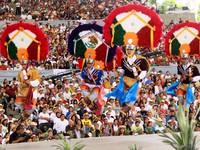 Lễ hội biểu diễn các giá trị văn hóa truyền thống tại Mexico