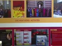 Bảo tồn di sản thông qua triển lãm Hà Nội và TP Toulouse