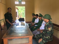 Bắt hai người Campuchia vận chuyển 1kg ma túy vào Việt Nam