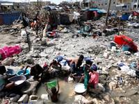 WHO chuyển 1 triệu liều vaccine chống bệnh tả tới Haiti