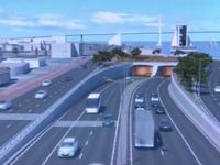 Đà Nẵng sẽ xây hầm chui sông Hàn vào năm 2018