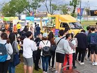 Xe đồ ăn lưu động - Trải nghiệm du lịch mới tại Hàn Quốc
