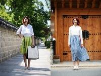 Khúc biến tấu của trang phục Hanbok truyền thống
