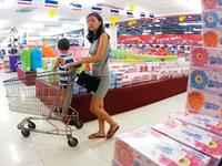 Hàng hóa Việt xuất hiện ngày càng nhiều tại Nga