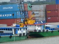 Lệnh cho phép tàu Hanjin cập cảng không phát huy hiệu quả